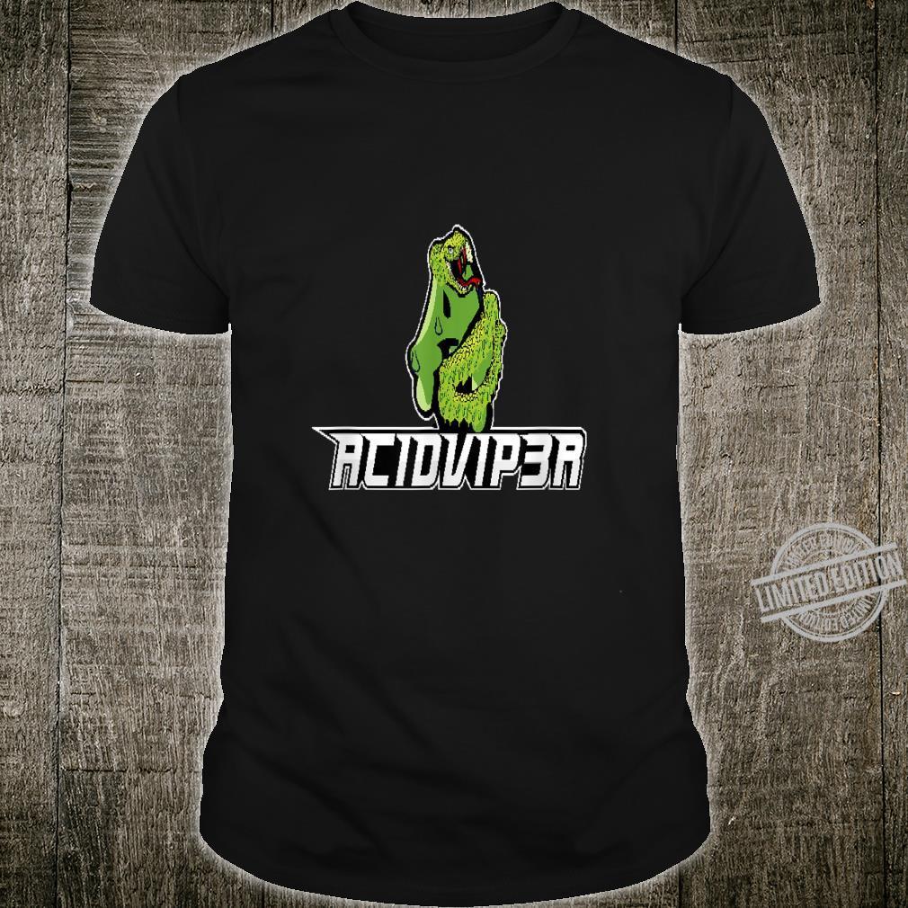 Acidv1p3r logo Shirt