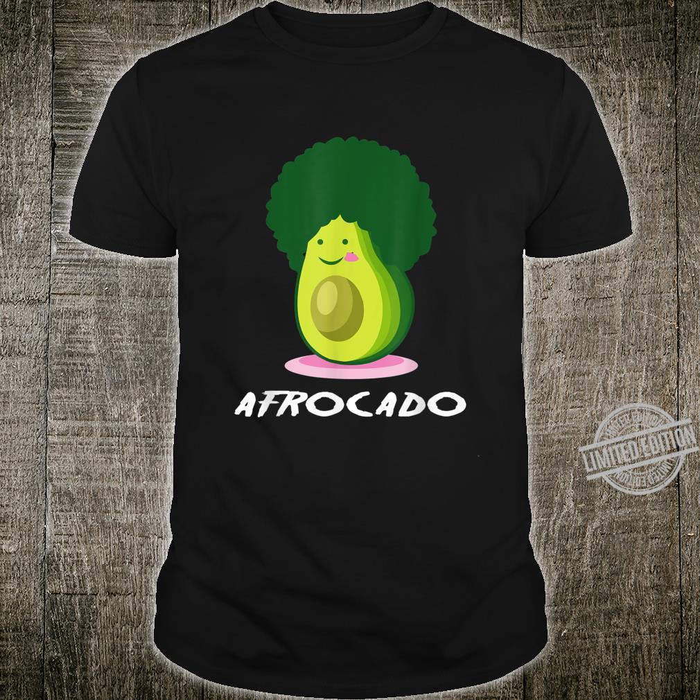 Afrocado African Food Shirt