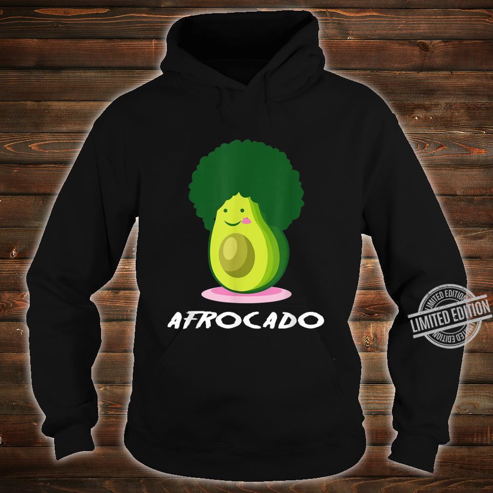Afrocado African Food Shirt hoodie