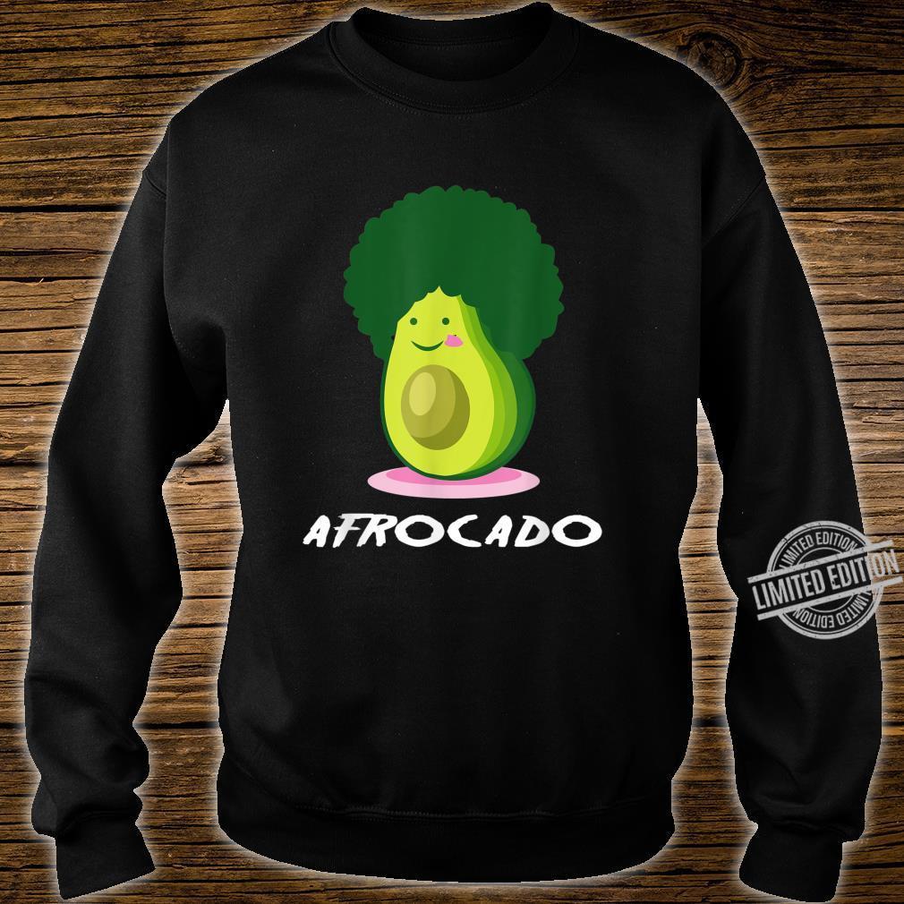 Afrocado African Food Shirt sweater