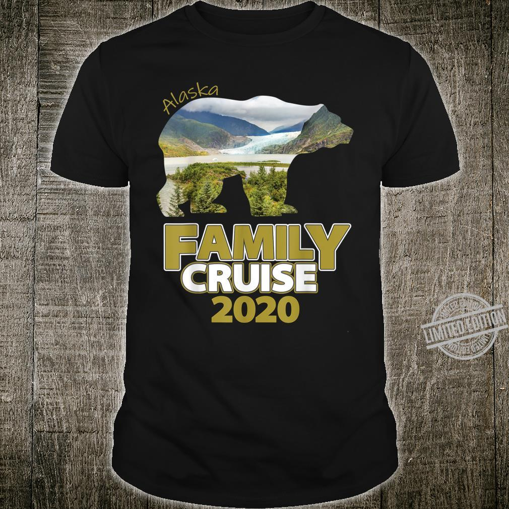 Alaska Family Cruise 2020 For The Family Cruise Vacation Shirt