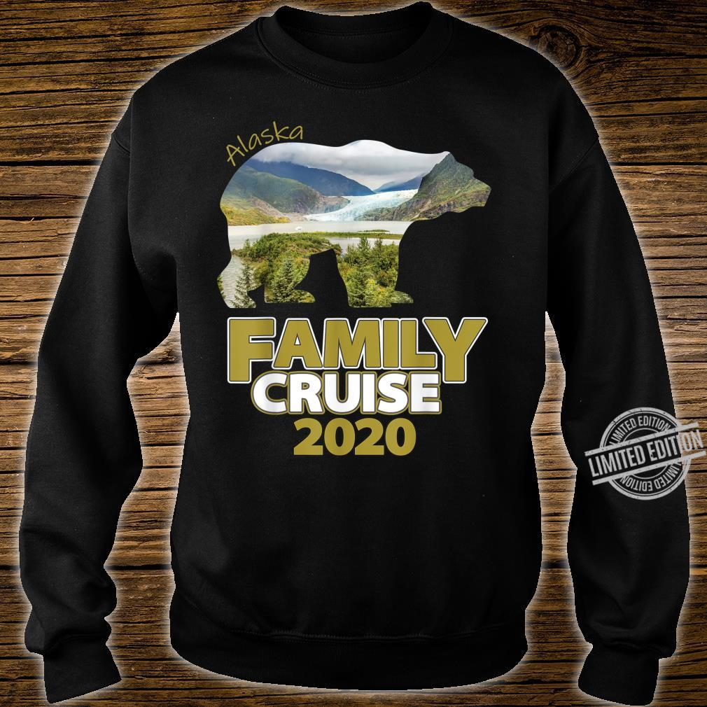 Alaska Family Cruise 2020 For The Family Cruise Vacation Shirt sweater