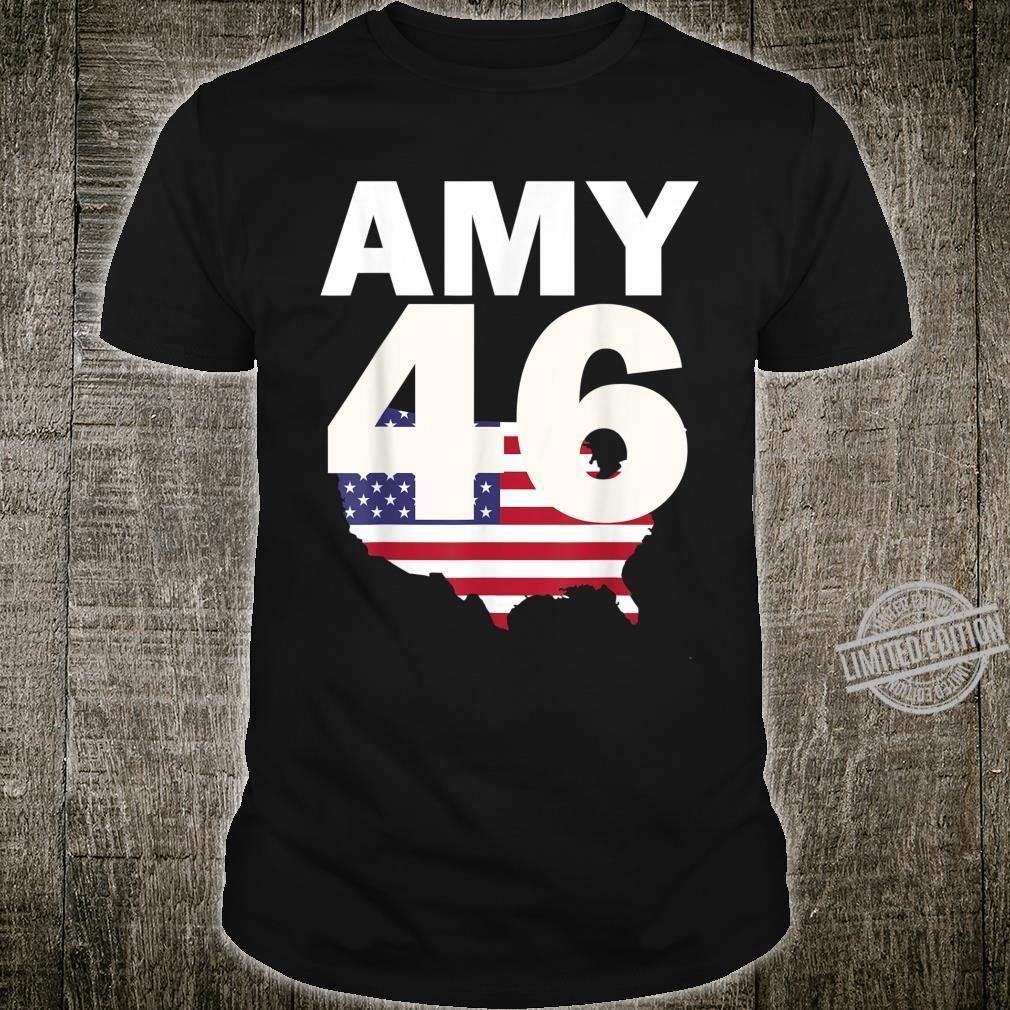 Amy Klobuchar 2020 Elect USA Election Shirt