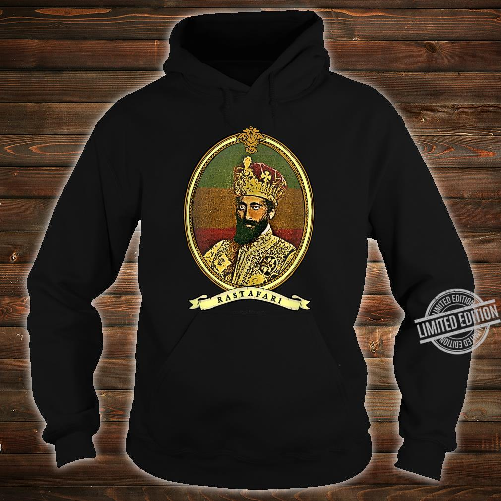 Ancient Lionage Vintage Rasta Classic Rastafari Shirt hoodie