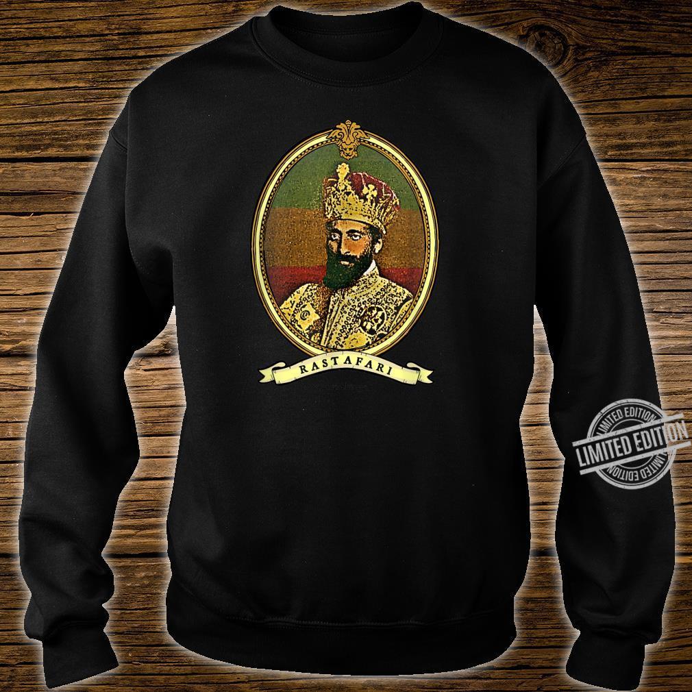 Ancient Lionage Vintage Rasta Classic Rastafari Shirt sweater