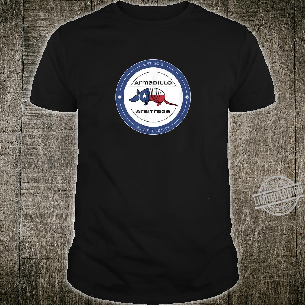 Armadillo Arbitrage Logo Shirt