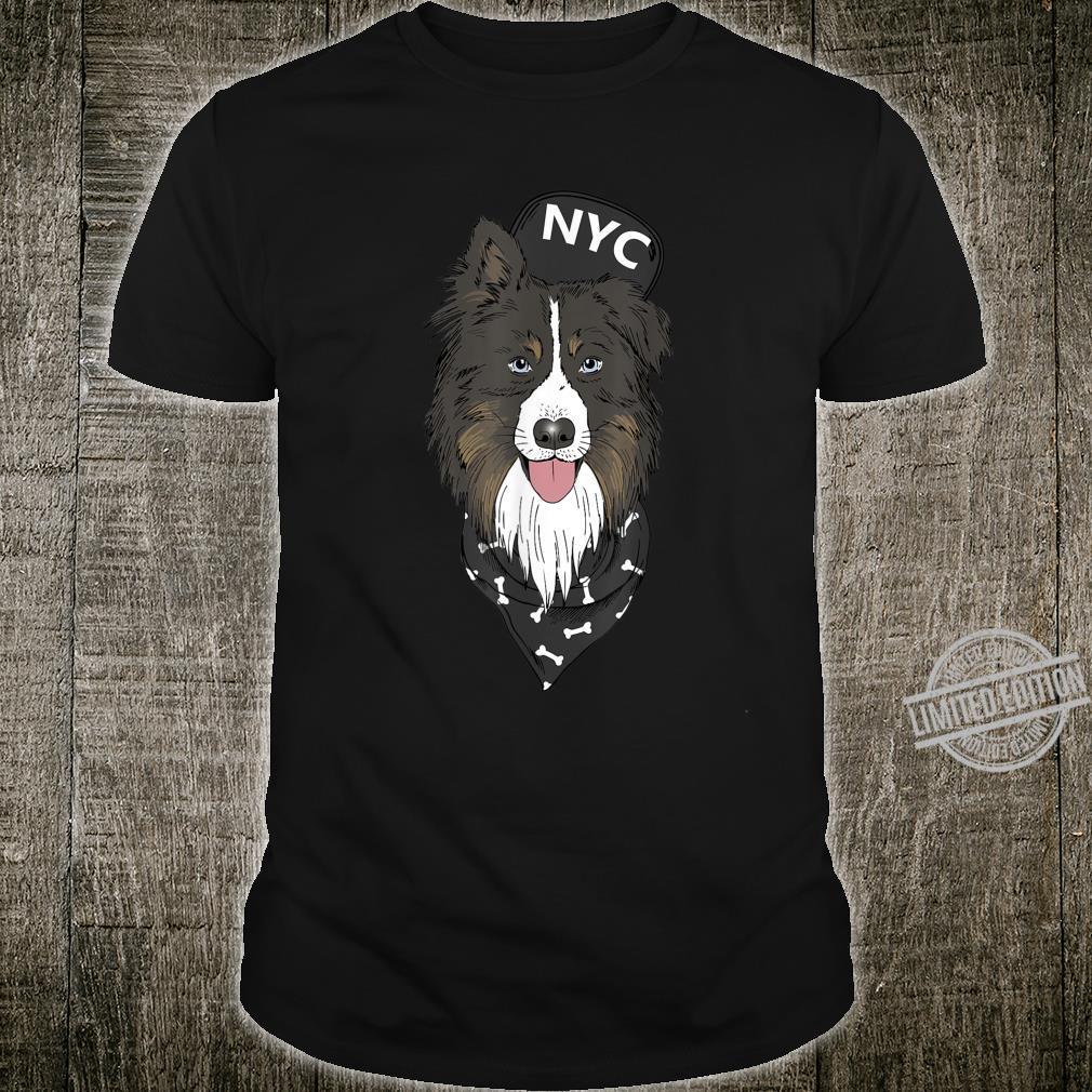 Australian Shepherd Cool Aussie Owner Clothing Top Shirt