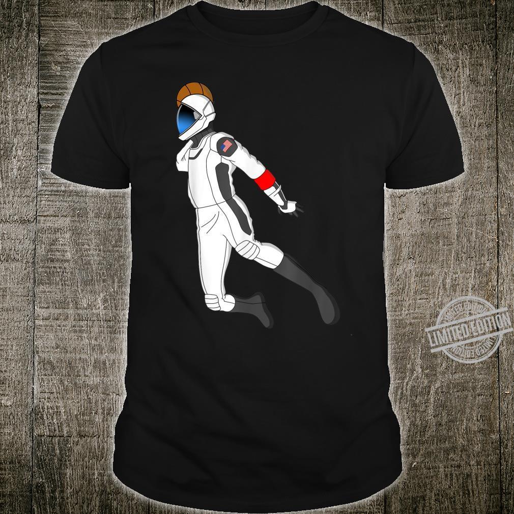 Basketball Astronaut Shirt