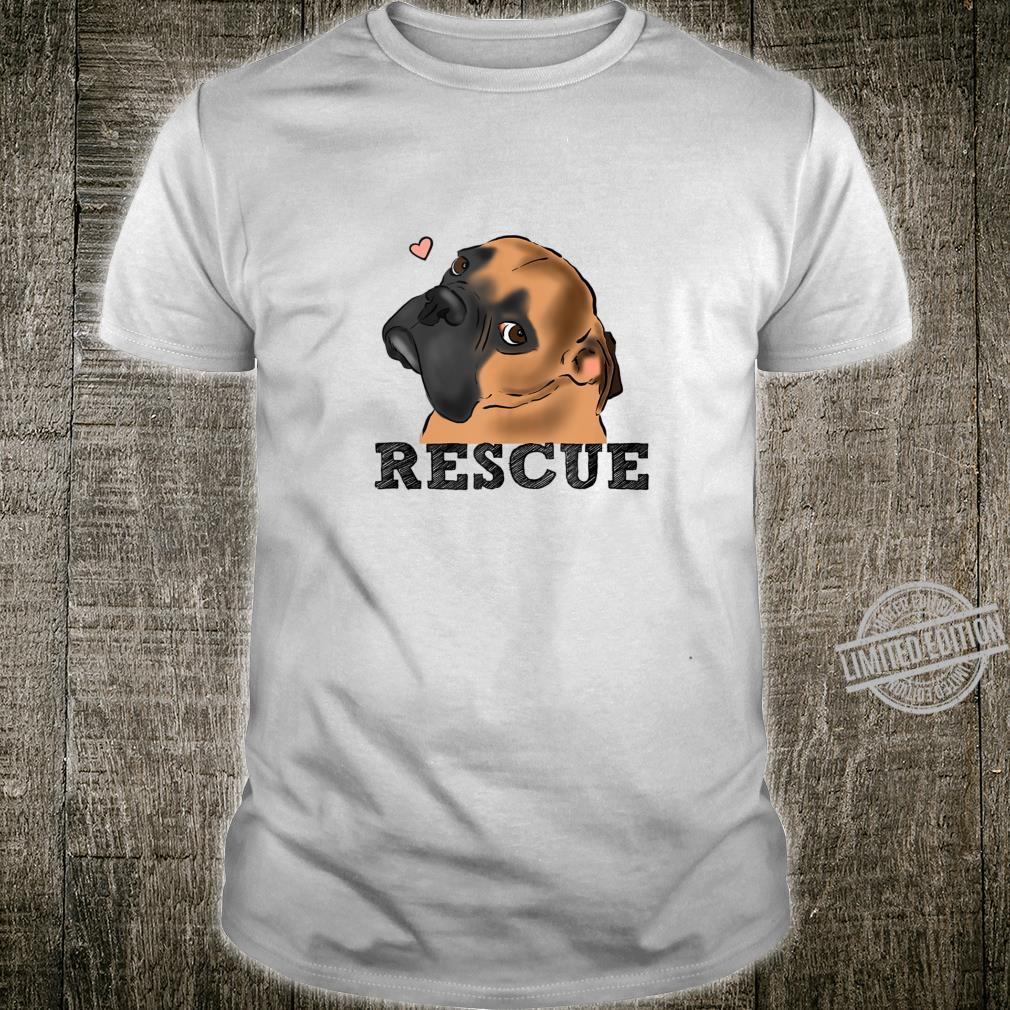 Boxer Rescue, Rescue Dog, Boxer Mom, Adopt Don't Shop, Puppy Shirt