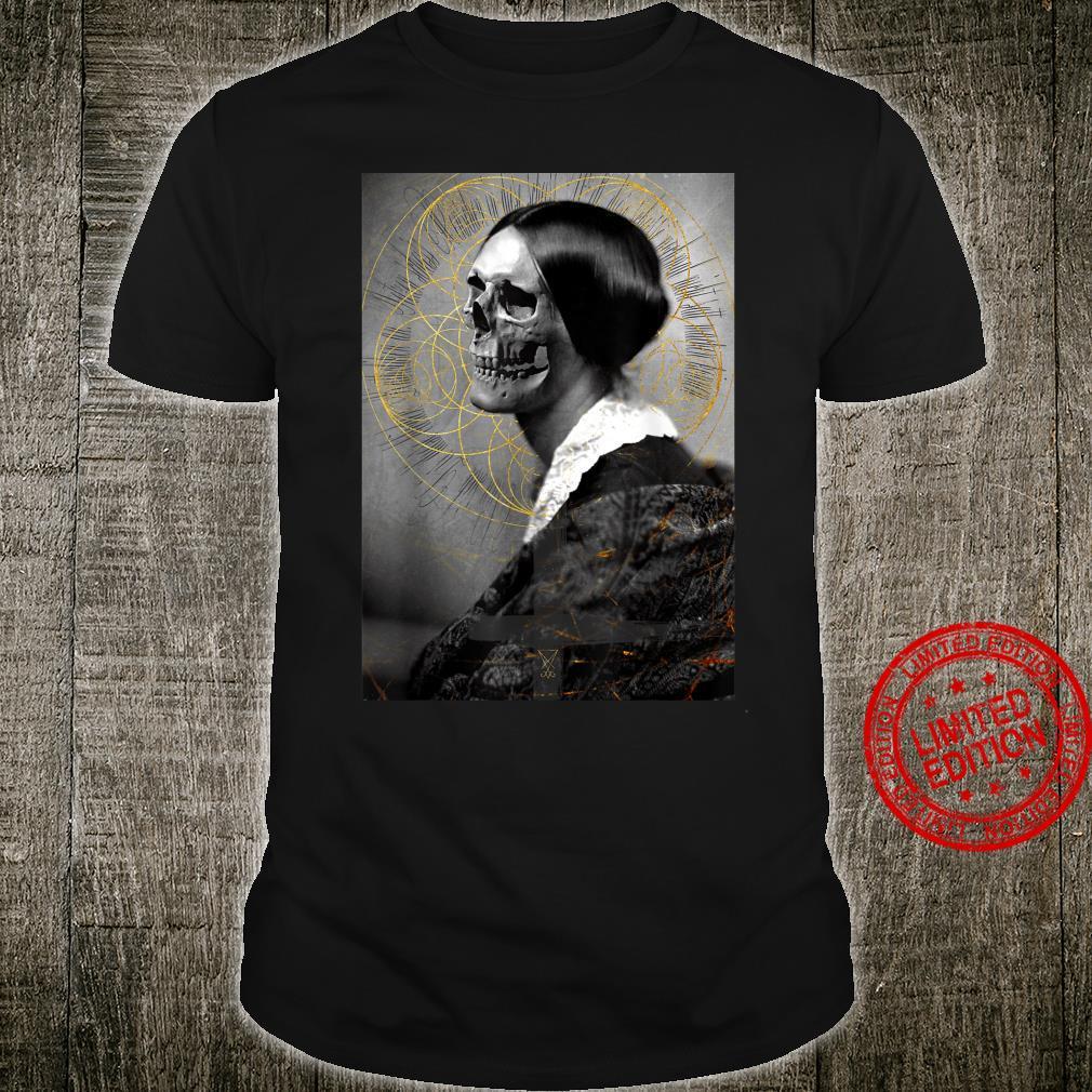 Brandsatz clothing Obdurate Love Horror Dark Art Shirt