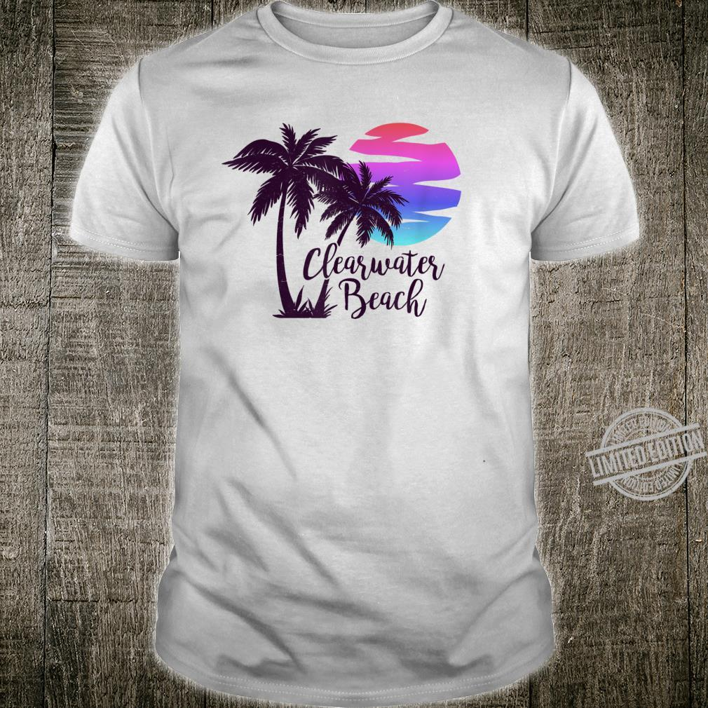 CLEARWATER BEACH Family Trip Vacation Spring Break Honeymoon Shirt