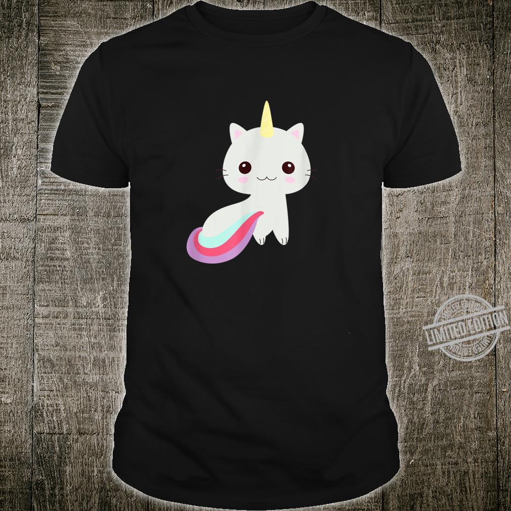 Caticorn Animal Caticorn Shirt