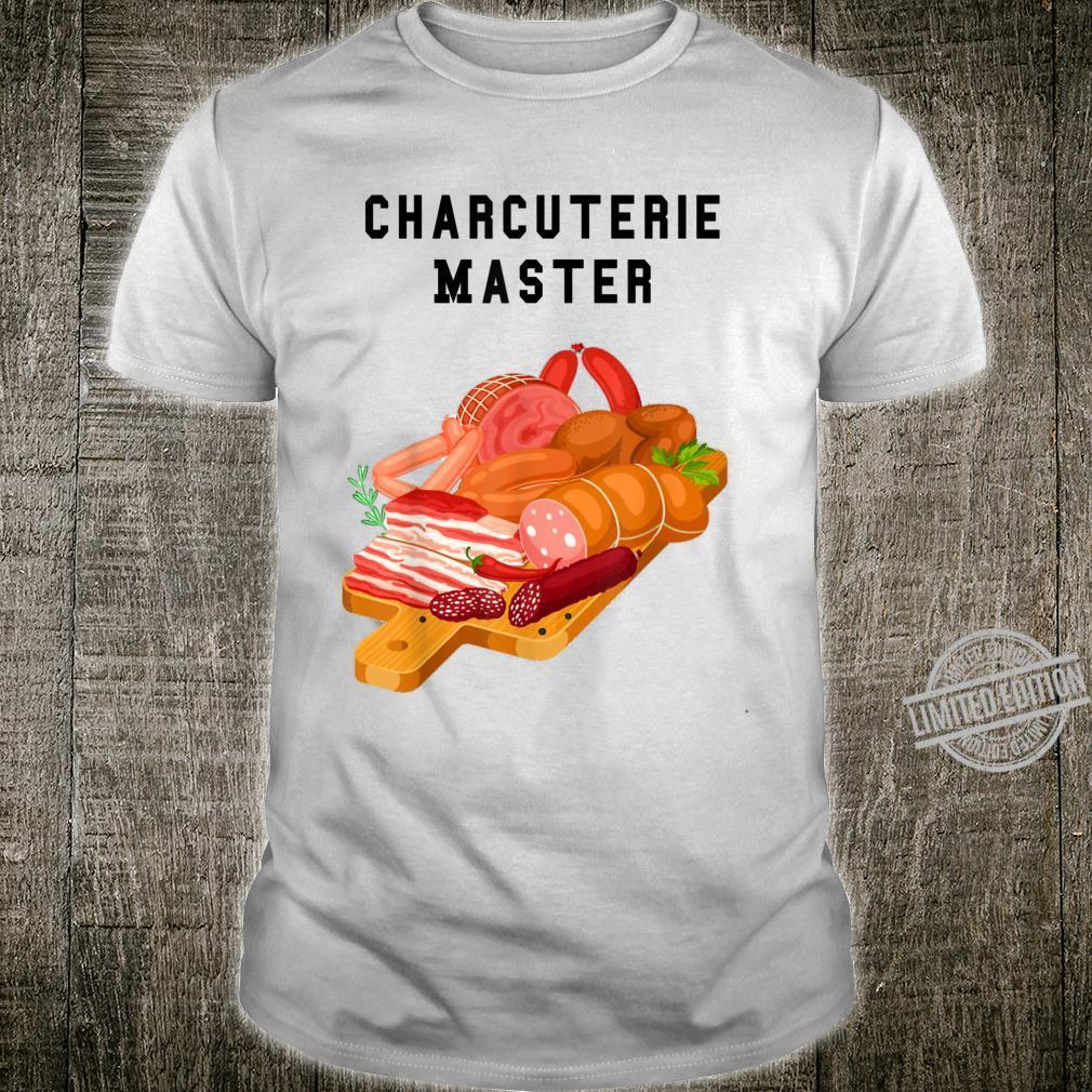 Charcuterie Master Shirt