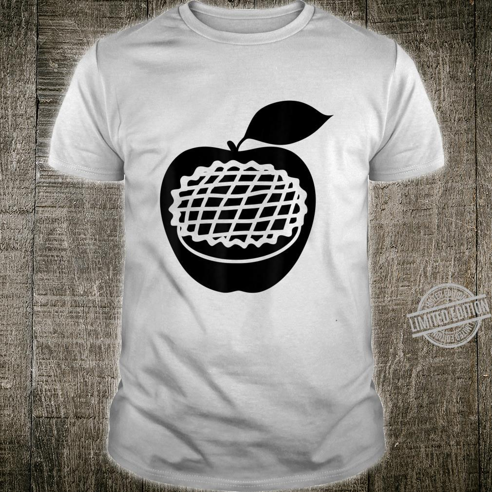 Cool And Simple Apple Pie Chefs Shirt