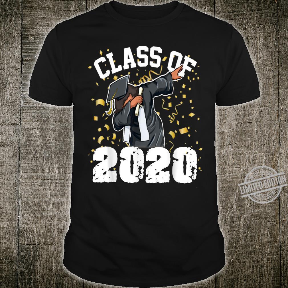 Dabbing Graduation Class 2020 Shirt Ideas Girls Boy Shirt
