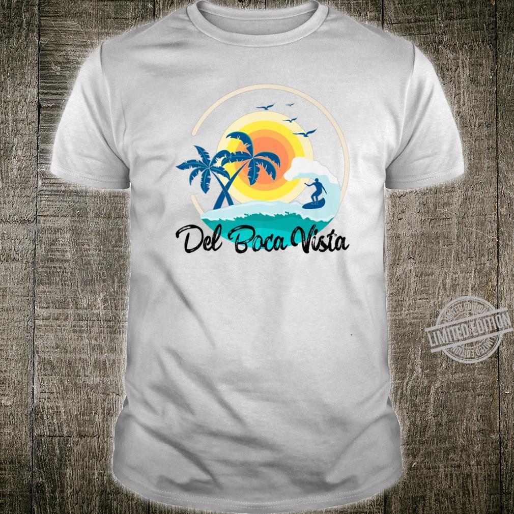 Del Boca Vista Retirement Shirt