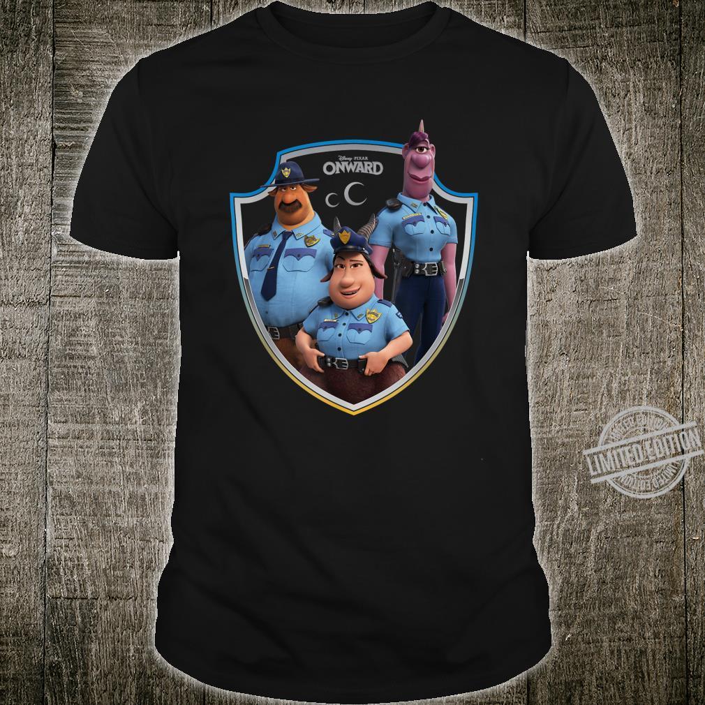 Disney and Pixar's Onward Officers Shirt