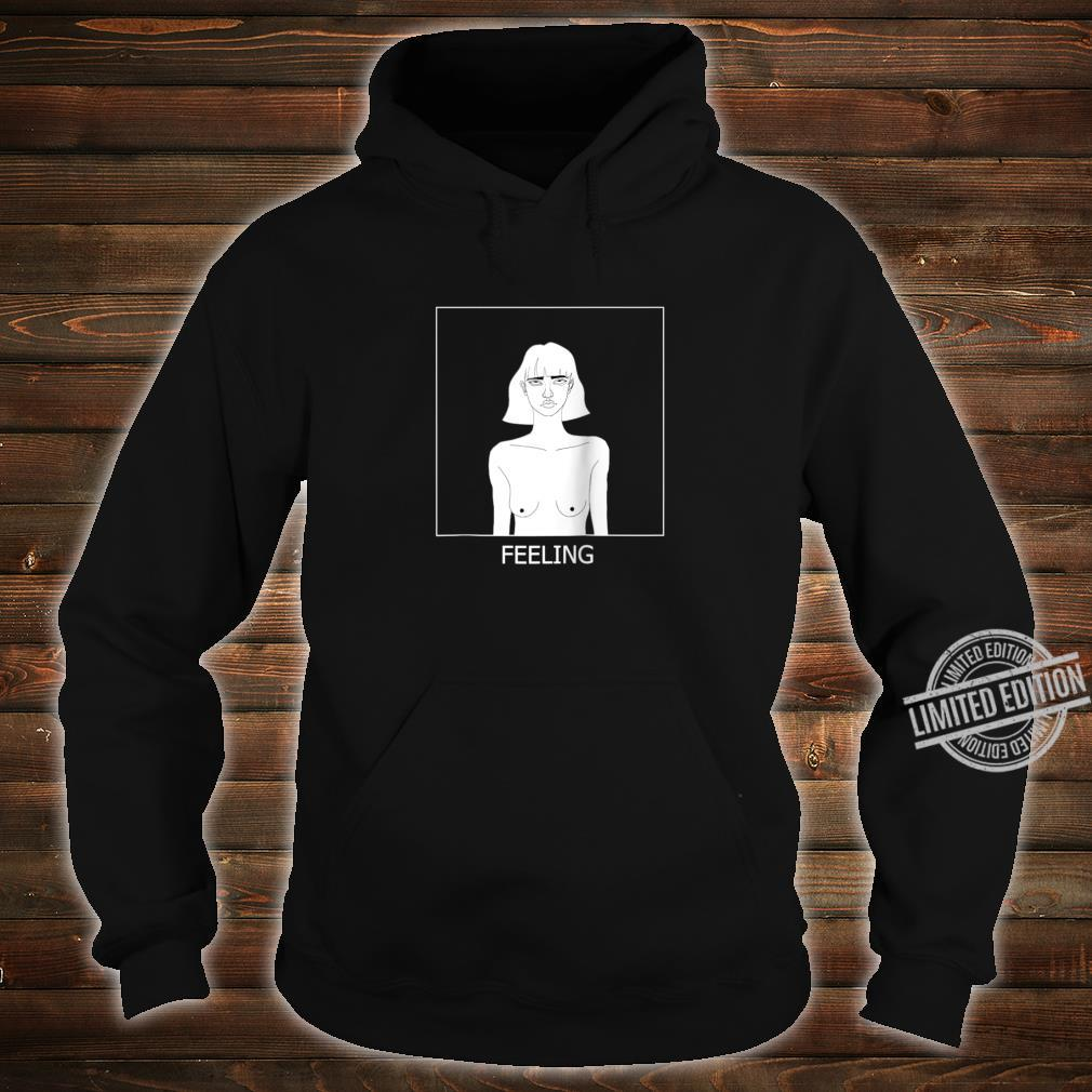 Feeling Bad Girl Sad Lofi Japanese Aesthetic Shirt hoodie