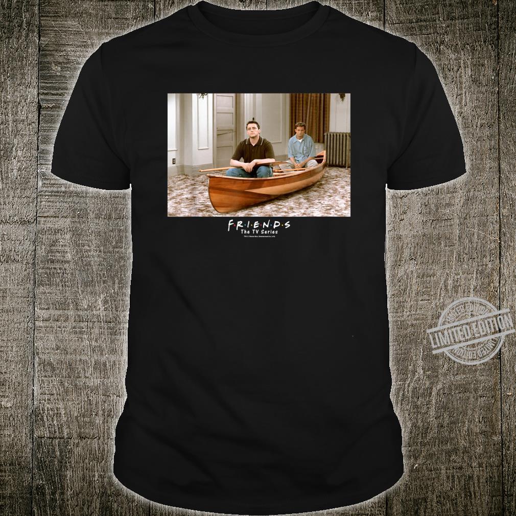 Friends Canoe Shirt