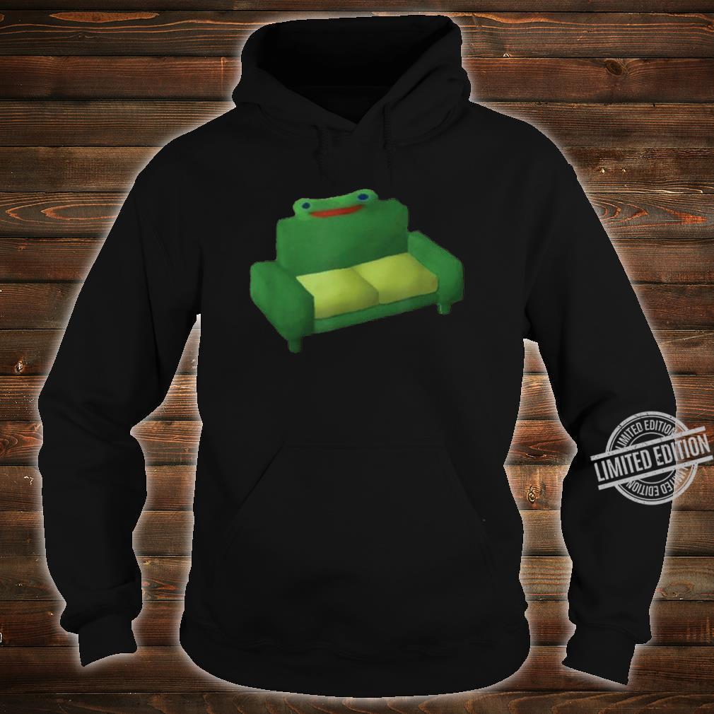 Froggy Couch Froggy Chair Chair Shirt hoodie