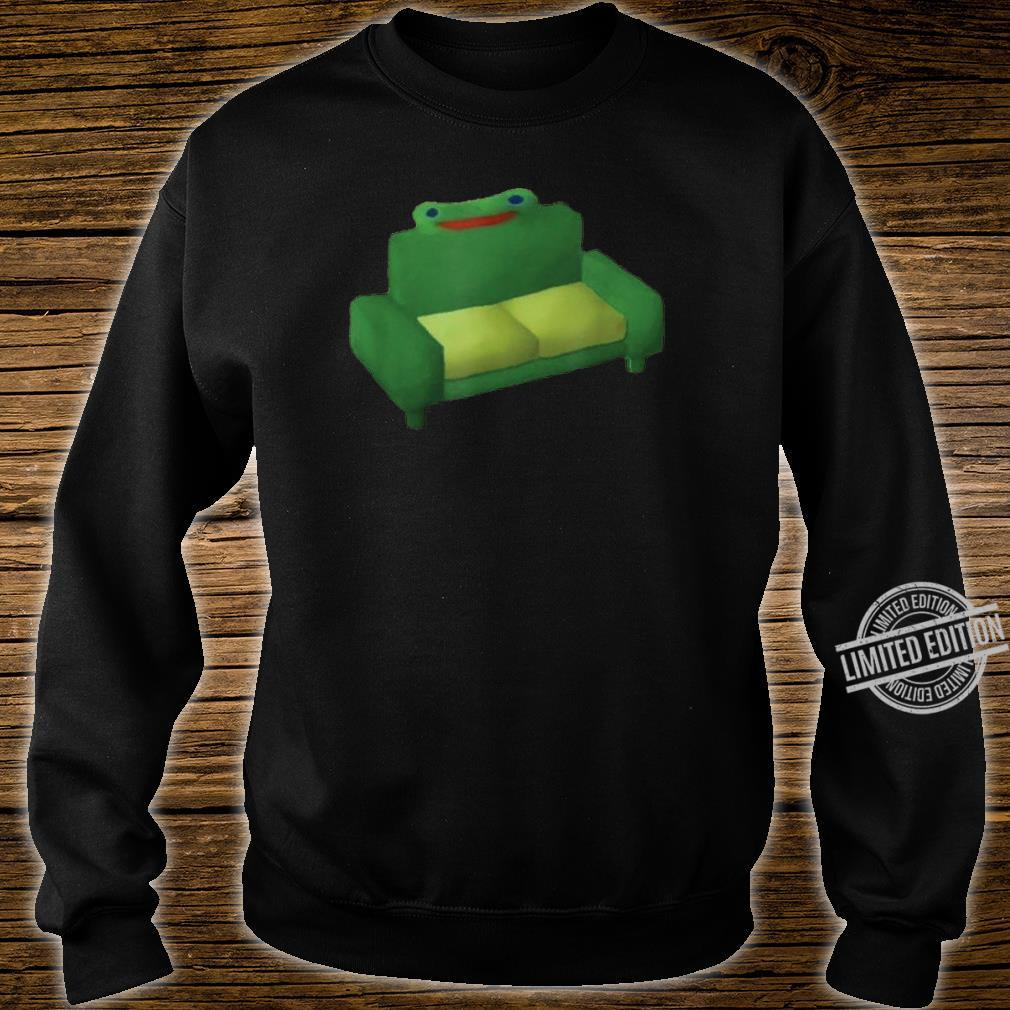 Froggy Couch Froggy Chair Chair Shirt sweater