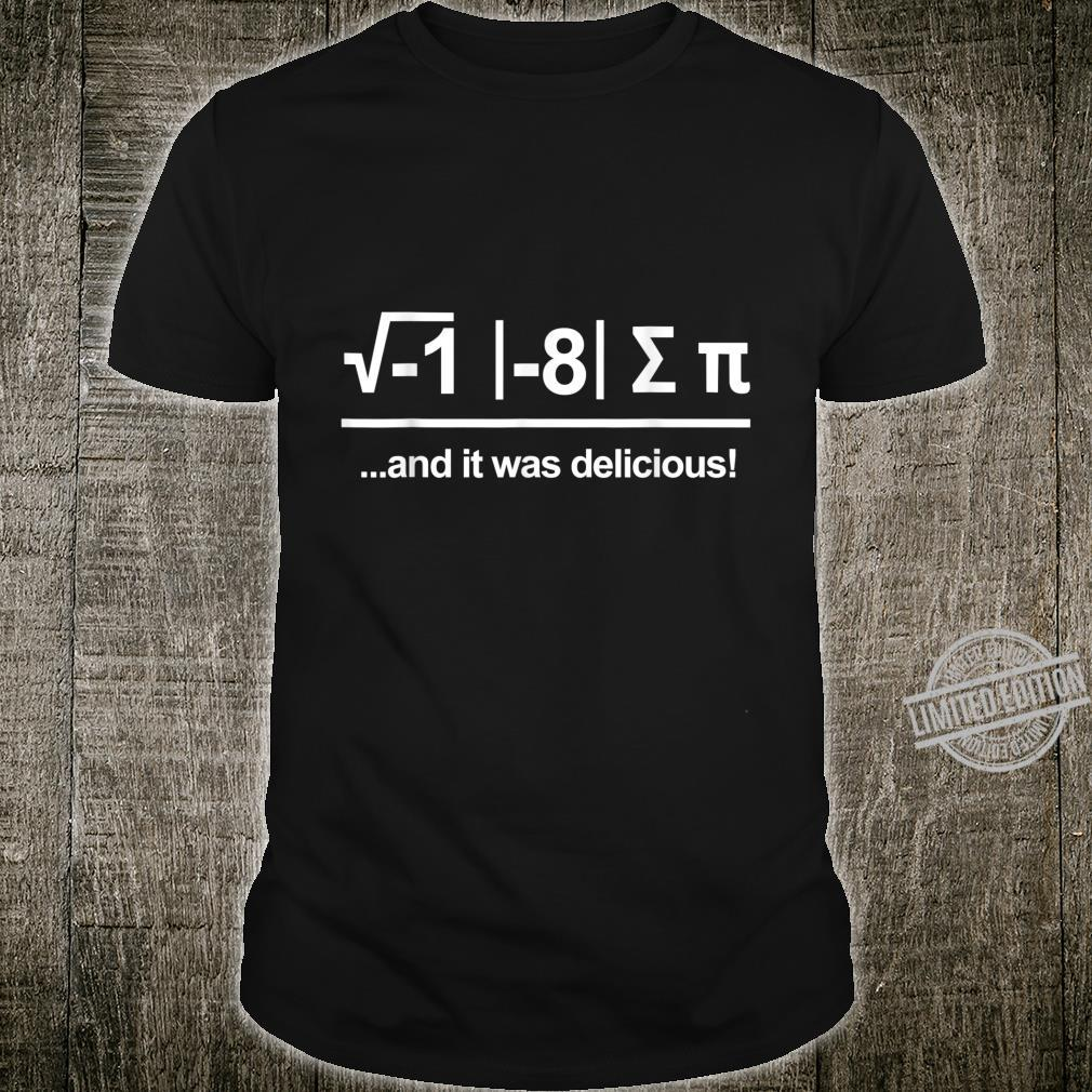 Funny Scientist Physicist Equation Science Physics Shirt