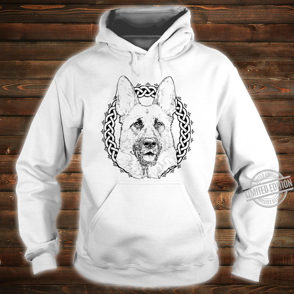 German Shepherd Owner Dog GSH German Shepherd Mom Shirt hoodie