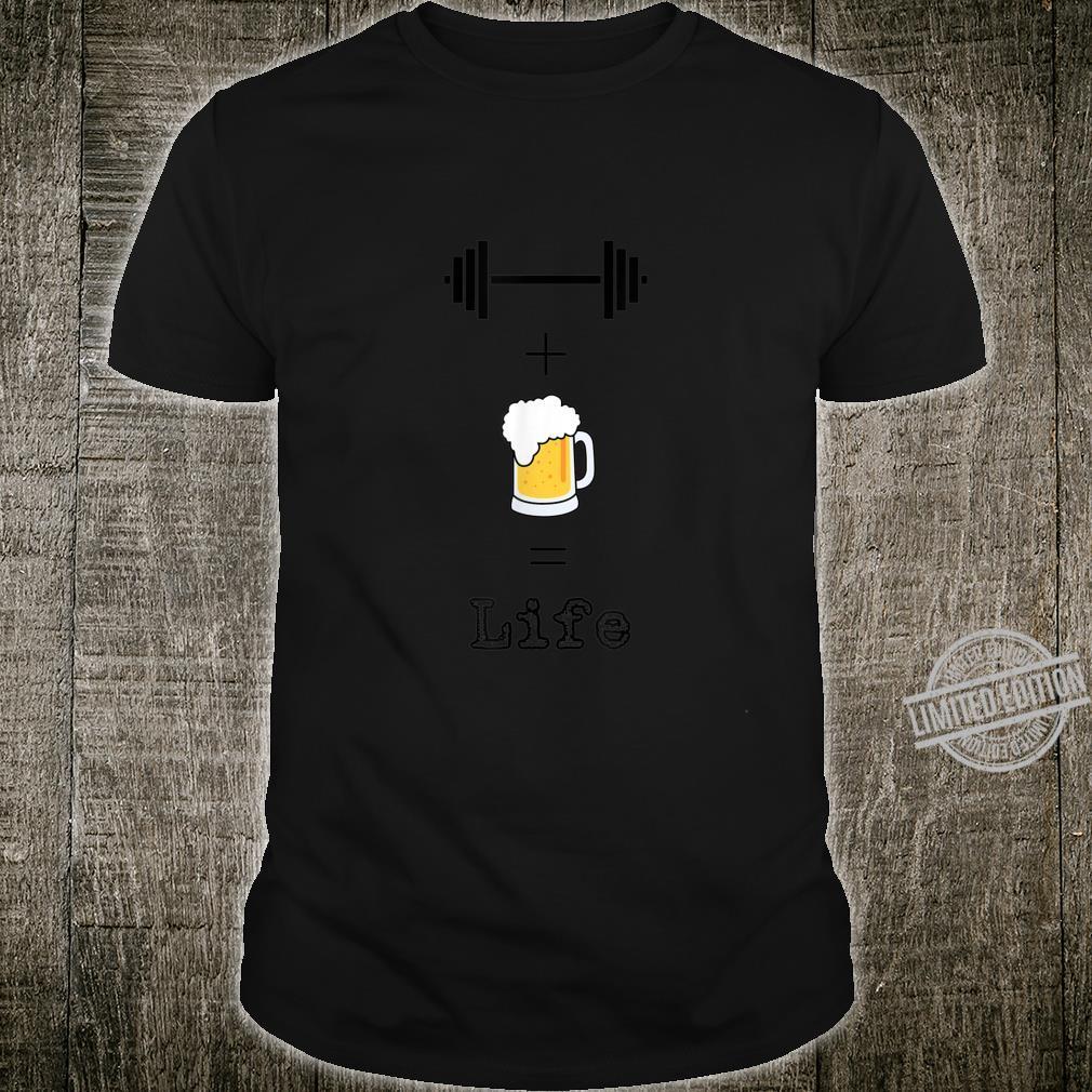 Gym Beer Life Shirt