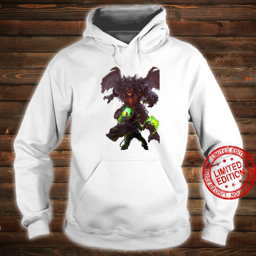 Infernal Fire A Weird Western Fantasy Shirt hoodie