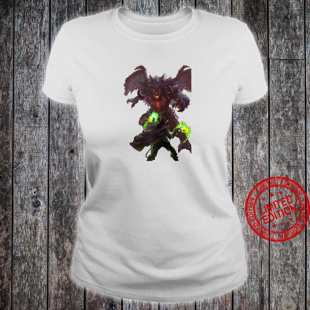 Infernal Fire A Weird Western Fantasy Shirt ladies tee