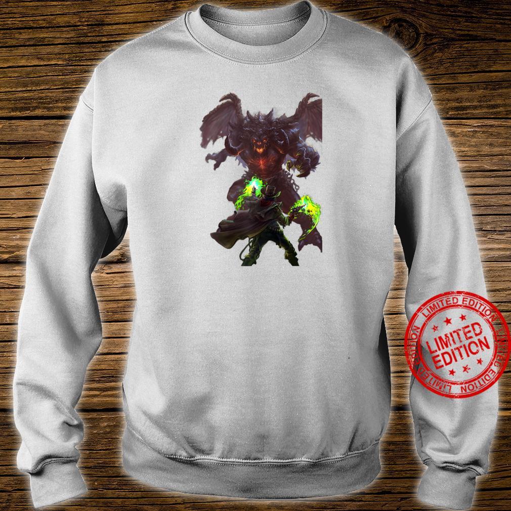 Infernal Fire A Weird Western Fantasy Shirt sweater