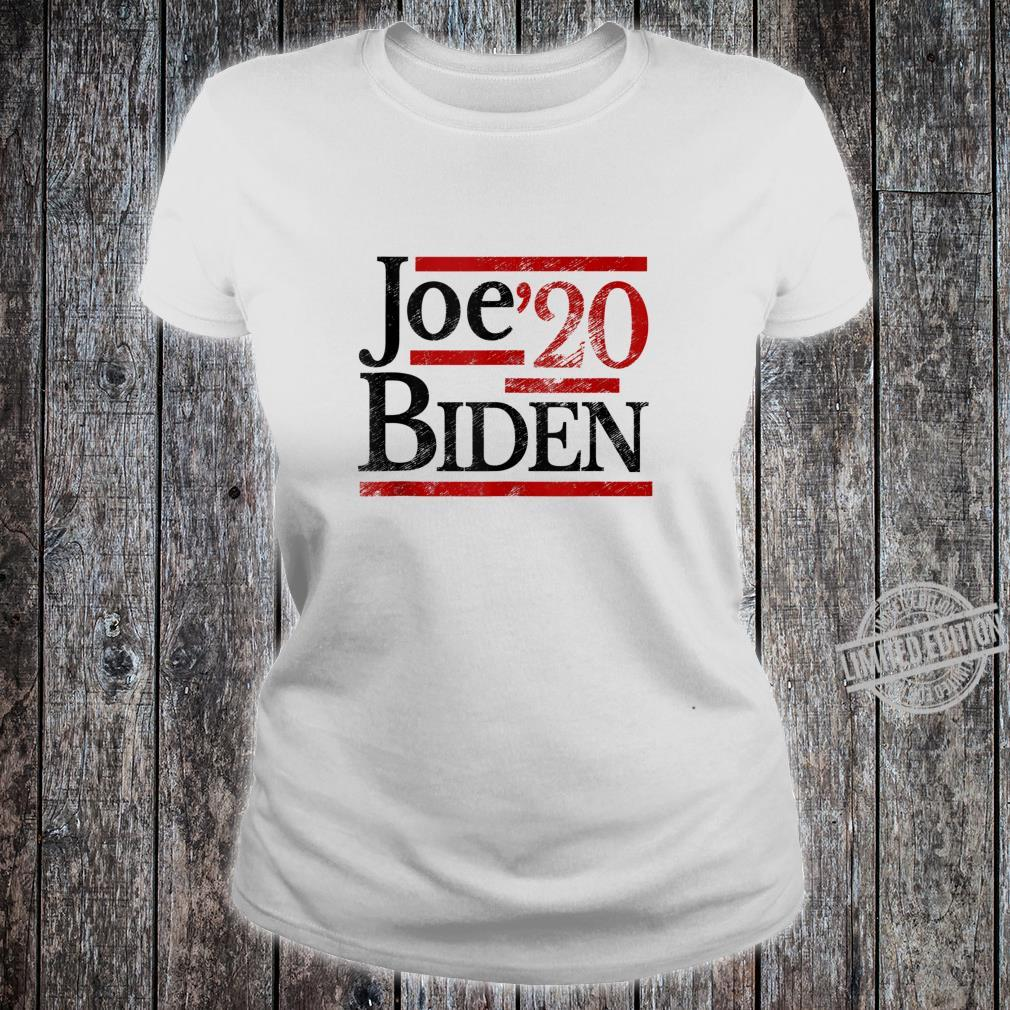 Joe Biden 2020 Shirt Vote Biden '20 Supporter Shirt ladies tee