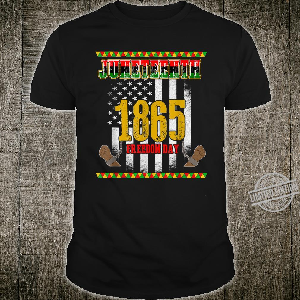 Juneteenth Celebration Shirt Shirt