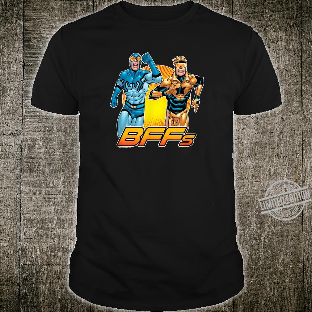 Justice League Booster Beetle Bff Shirt