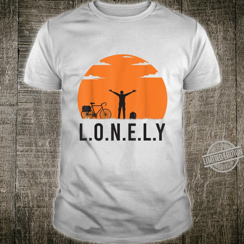 Lonely in a fallen world One Tree Donation Shirt