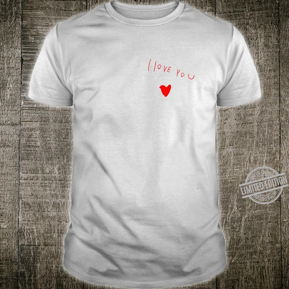 Love you Shirt