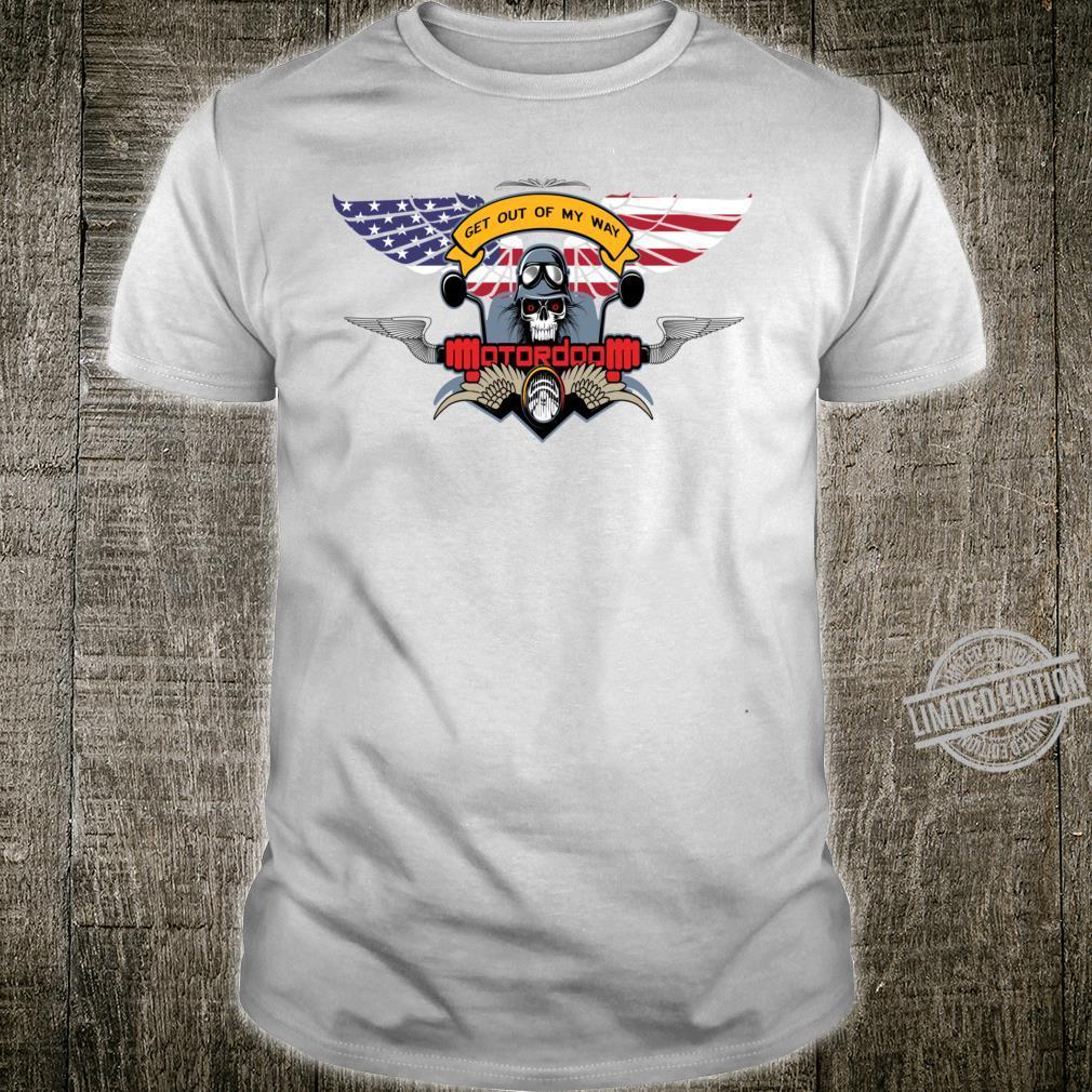 Motorcycle doom Shirt