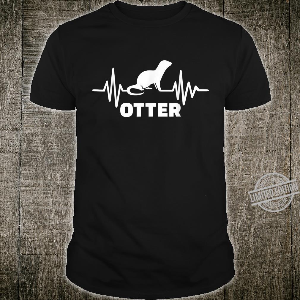 Otter Herzschlag Shirt