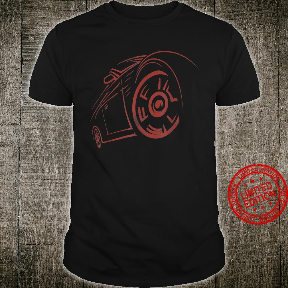 Retro Vintage Classic Racing Car for Oldtimer Racers Shirt