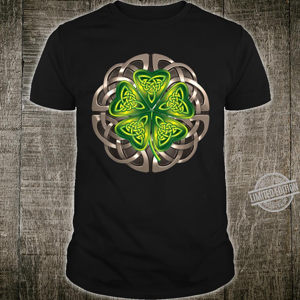 Shamrock St. Patrick's Day Cool Shamrock Symbol Shirt