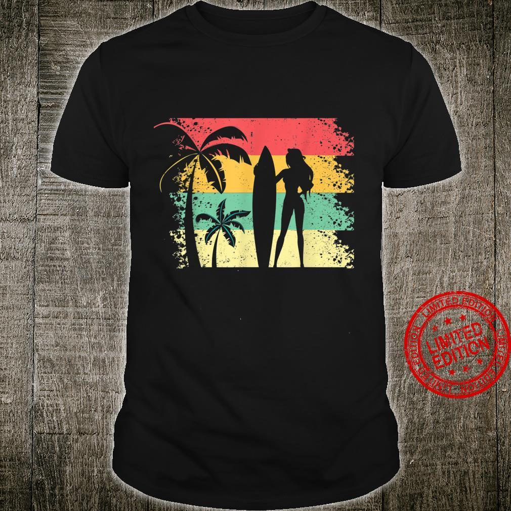 Stand Dp Paddle SUP Girl Frauengeschenk Style Blümchen SUP Shirt
