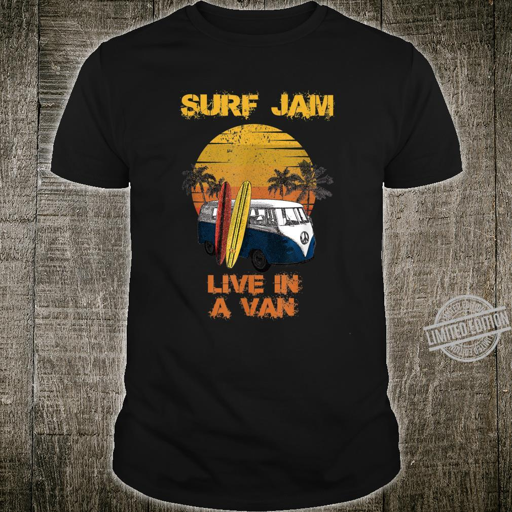 Surf Jam Live in a Van Shirt
