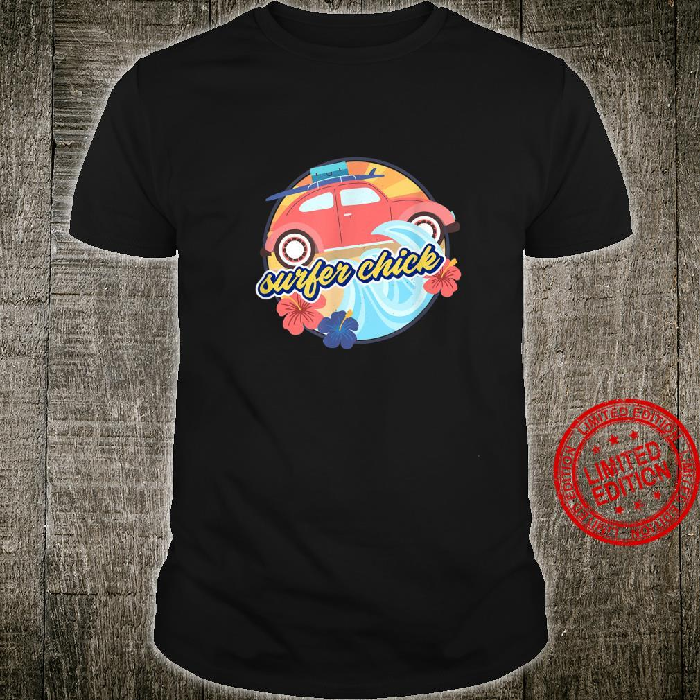 Surfer Chick Shirt