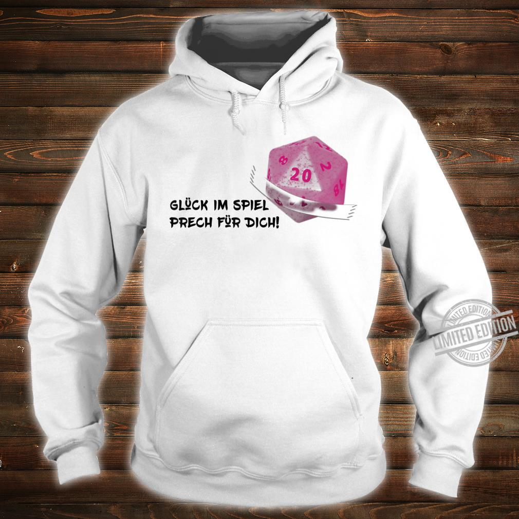 Tabetop RPG Larp W20 Nerd Shirt hoodie