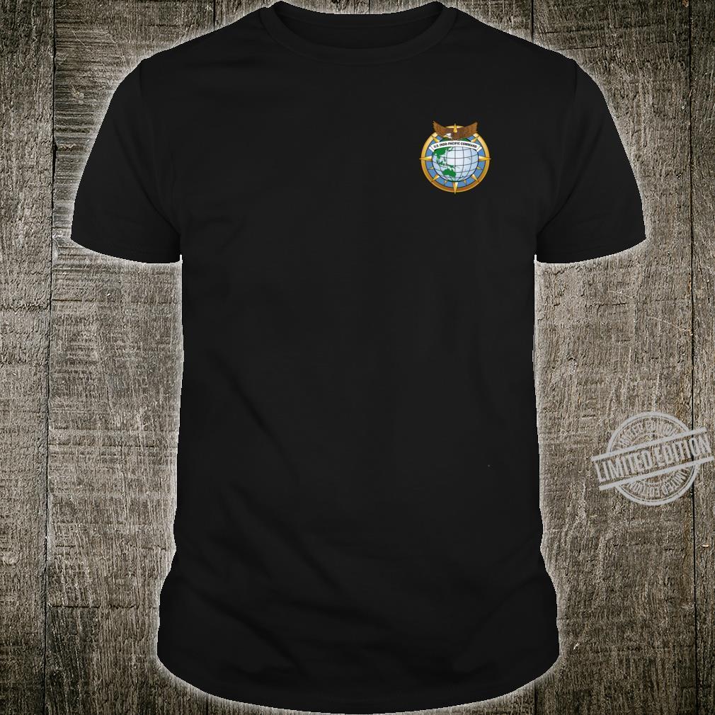United States IndoPacific Command INDOPACOM Patch Shirt