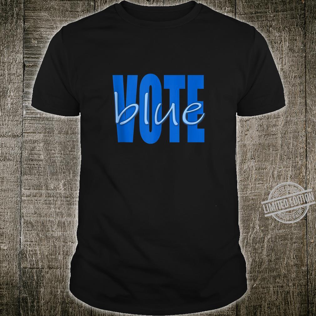 VOTE BLUE Shirt