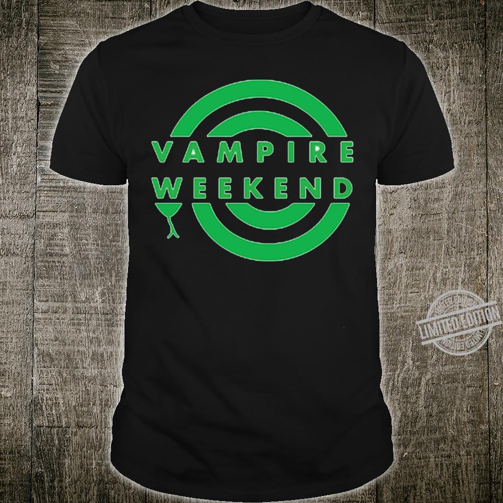Vampire Weekend Shirt