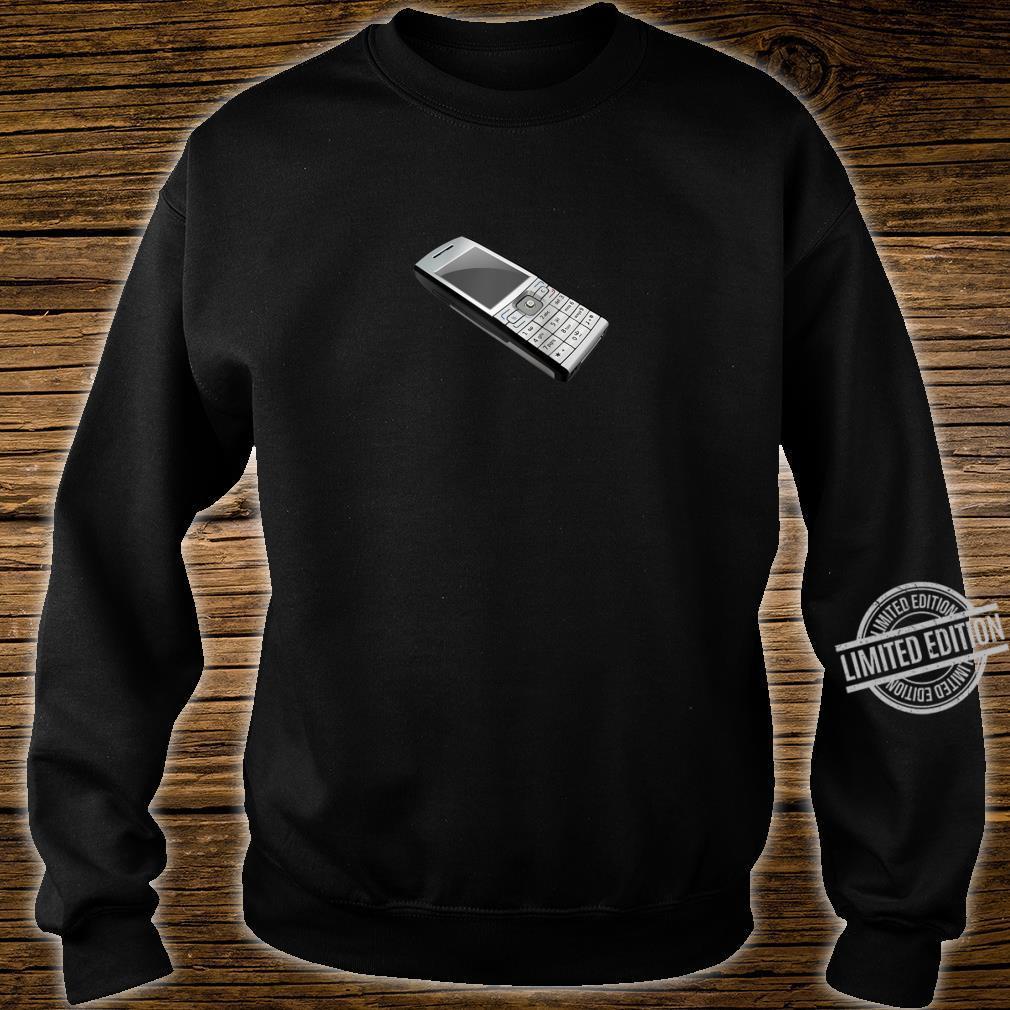 Vaporwave Retro Vintage Cell Phone Shirt sweater