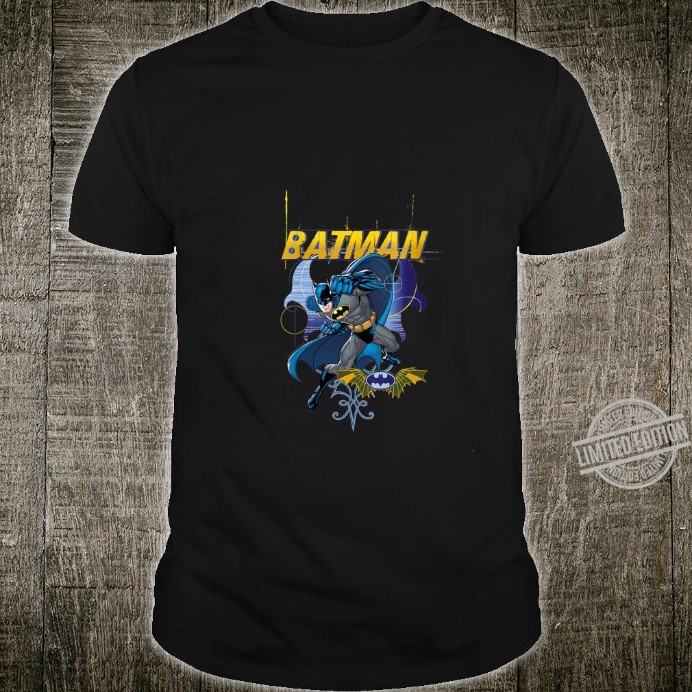 Womens Batman Urban Gothic Shirt