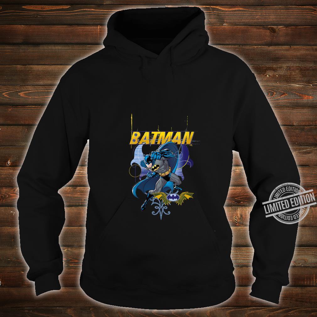 Womens Batman Urban Gothic Shirt hoodie
